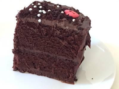 Tarta de chocolate para el día de la madre