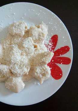 Tortellini de espinacas con bechamel de almendra🌱 ¡FELIZ AÑO!🎊