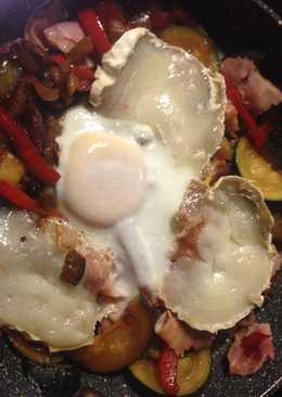 Huevo 🍳 al plato