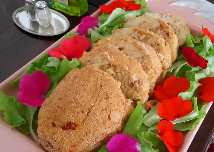 Polpettone de at n receta de italiamiamor cookpad for Cocinar a 60 grados