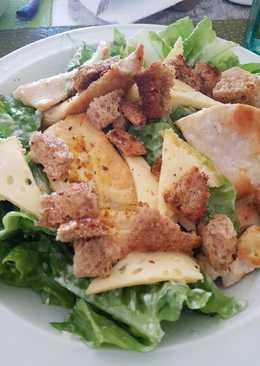 Ensalada Cesar - Ideal para Almuerzos Calurosos