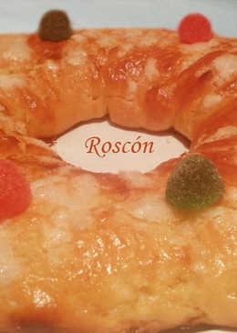 Roscón de Pascua