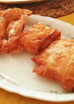 Wonton de pollo