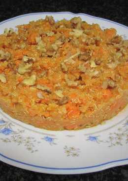 Quinua con boniato al curry
