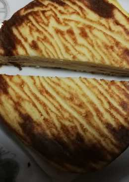 Sándwich mixto de coliflor