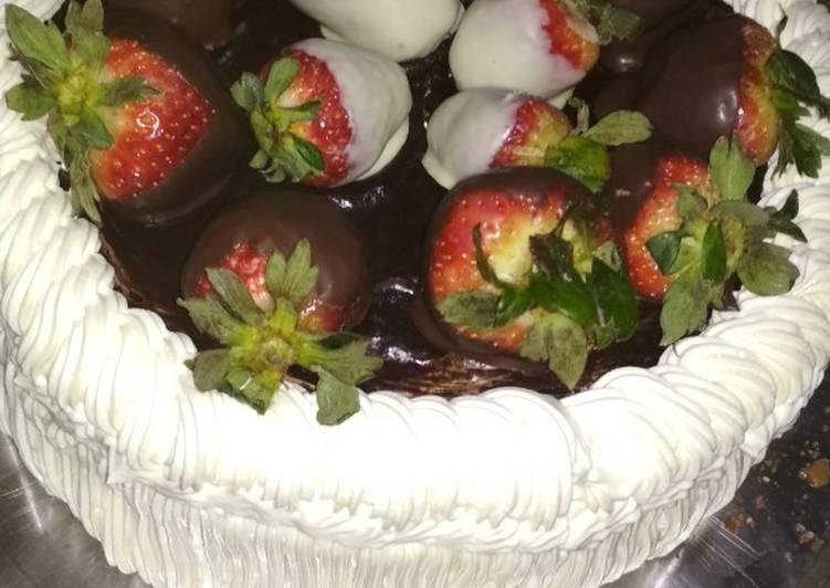 Foto principal de Torta de chocolate sin gluten