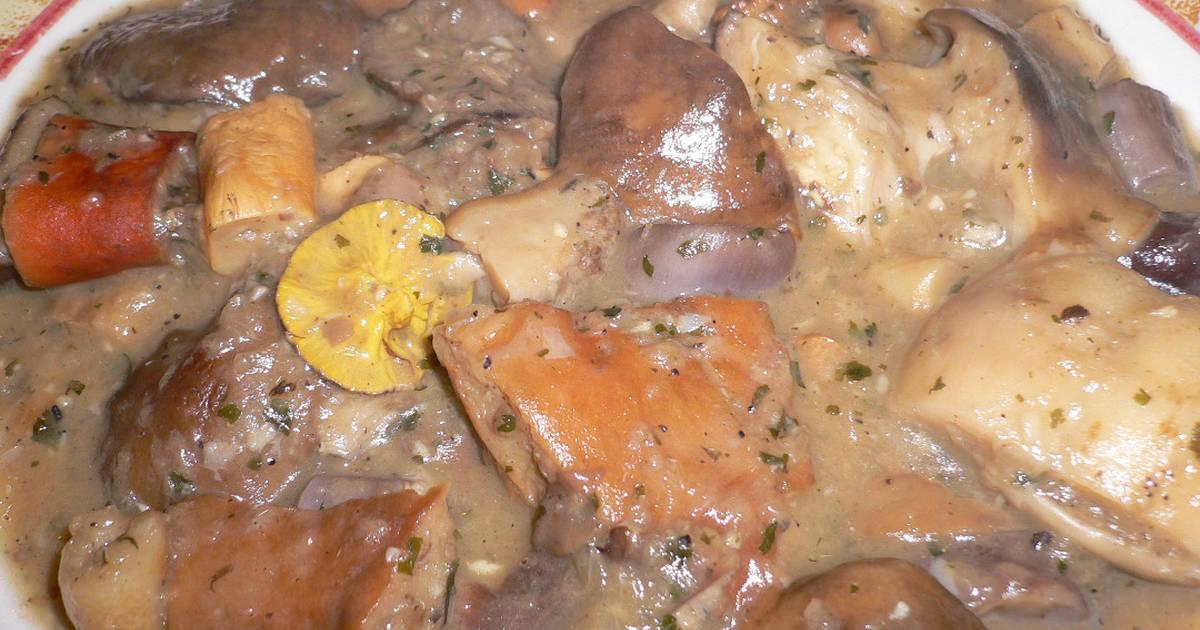 Cocinar con setas recetas caseras cookpad for Cocinar con 20 soles
