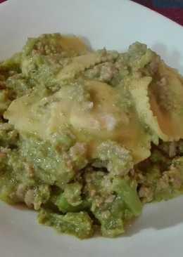 Pasta con Brócoli al Roquefort