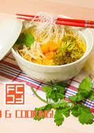 Curry Laksa de Calabaza y Brocoli