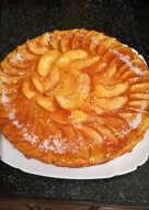 Tarta de manzana súper fácil