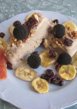 Helado de banana o plátano sin azúcar apto diabéticos
