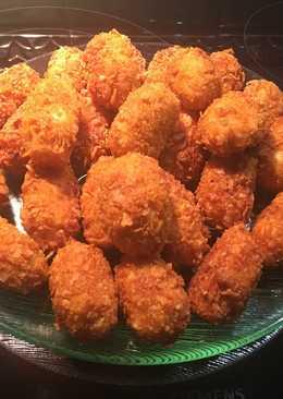 Croquetas de pollo crujientes!!!