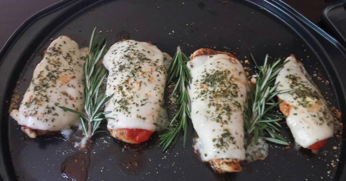 Pechugas de pollo al horno 62 recetas caseras cookpad - Pechugas de pollo al horno ...