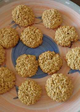 Galletas de avena sin harina 23 recetas caseras cookpad - Cocinar harina de avena ...