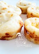 Arepa de quesos o amasijos de harina de maíz y almidón de yuca relleno dulce y salado (2 recetas en 1)