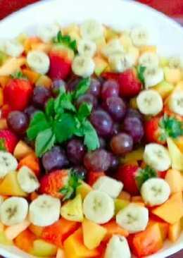 Ensalada de frutas - 1.170 recetas caseras - Cookpad