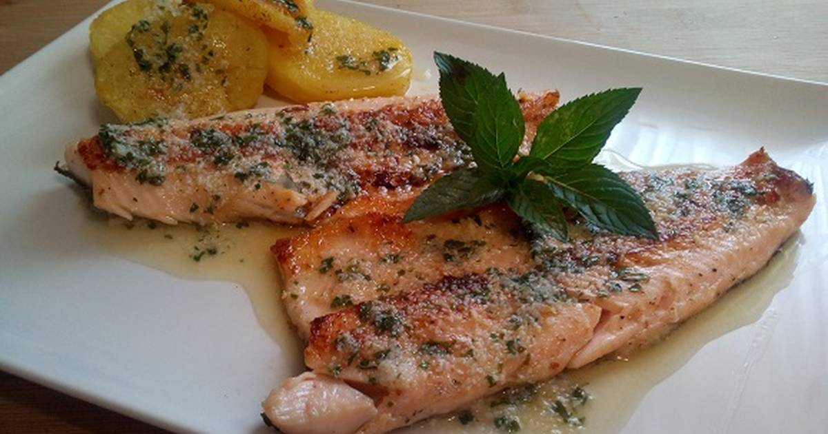 Salsa para pescado a la plancha 16 recetas caseras cookpad - Salsa para ternera a la plancha ...