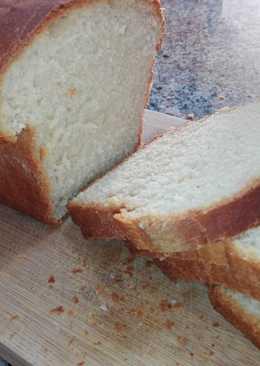 Pan de sándwich blanco