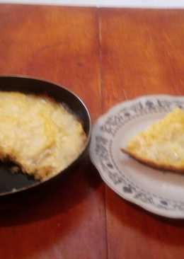 Tortilla de plátano