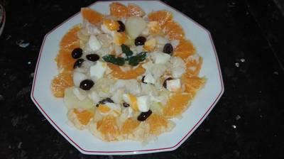 Remojón de naranja