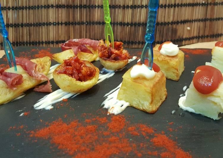 recetas de pinchos espanoles