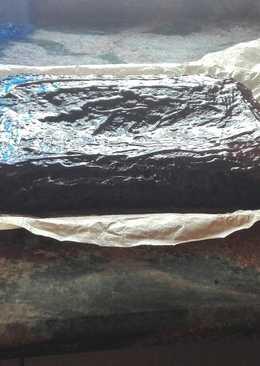 Coca boba de chocolate