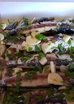 Sardinas al horno sin olores