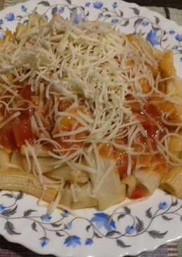 Salsa de atún para pasta