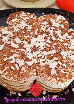 Tarta-Flor de Galletas