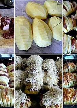 Patatas con baicon
