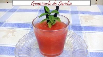Granizado de Sandía