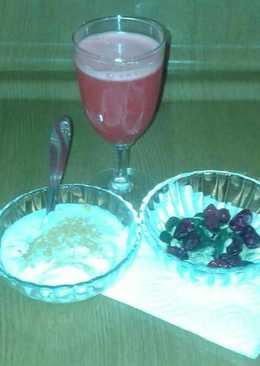 Desayuno sano y nutritivo