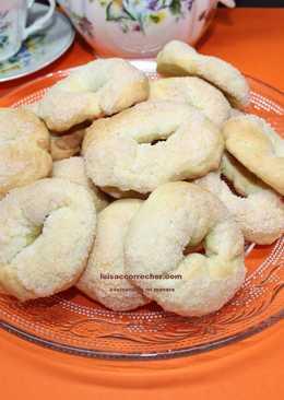 Rollitos de anís dulce al horno