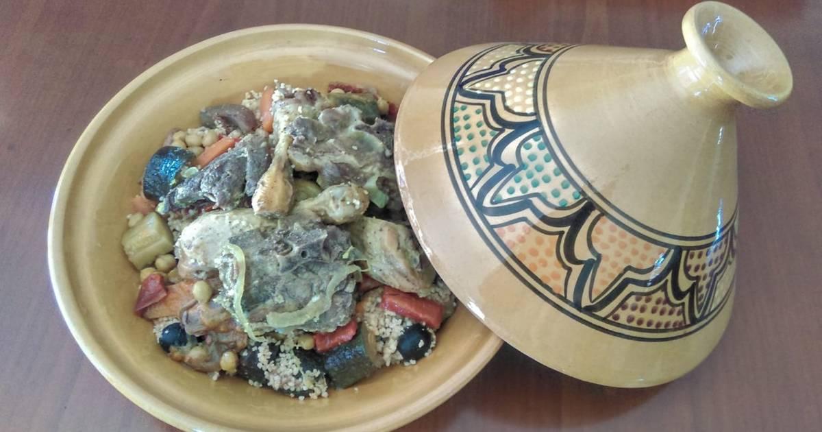 Cordero arabe 121 recetas caseras cookpad - Cordero estilo marroqui ...