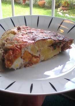 Tortilla de atún a la Fidelina