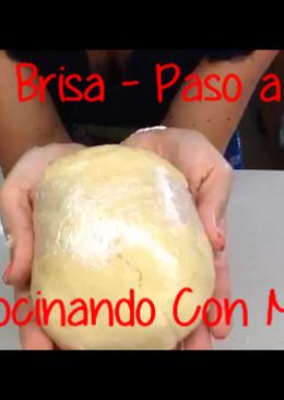Masa Brisa - Paso a Paso