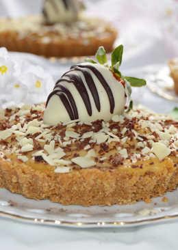 Tartaletas de crema pastelera (sin horno)