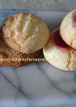 Galletas de leche condensada sin gluten