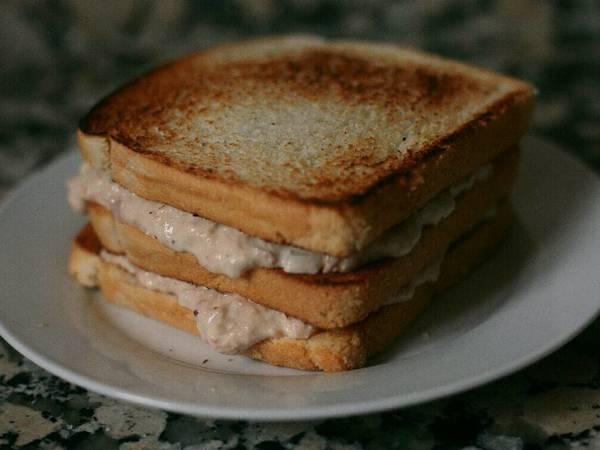 Relleno de atún para sándwich, 🎡tartaletas, canapés y volovanes