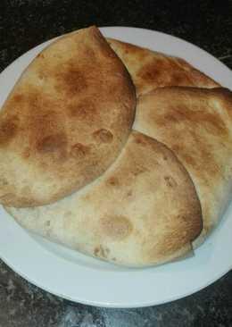 Empanada estilo mexicano en la olla GM g