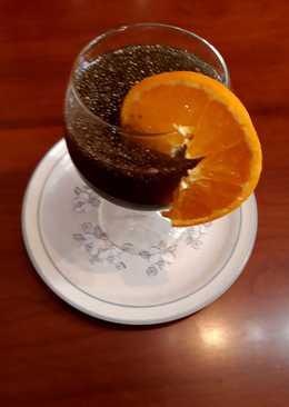 Infusión de c. de caballo, tulsi, menta, y z.de naranja con chía