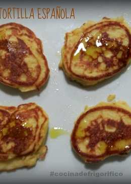 Tapas de tortilla española