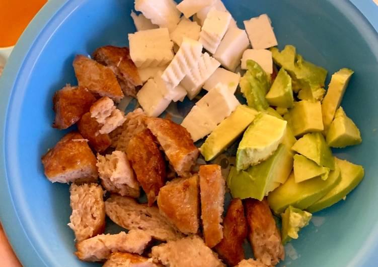 Recetas para cenar bebes