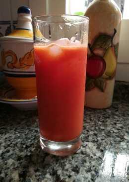 Gazpacho con zanahoria