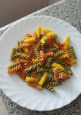 Pasta multicereales