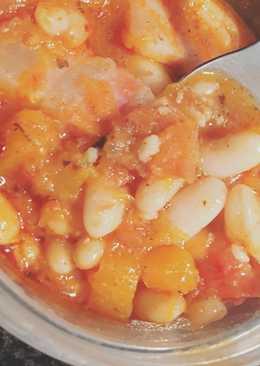 Alubias de bote 44 recetas caseras cookpad for Cocinar judias blancas de bote