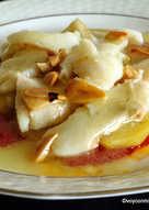 Bacalao, patatas y pimiento del piquillo