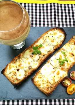 El desayuno de lunes - fácil