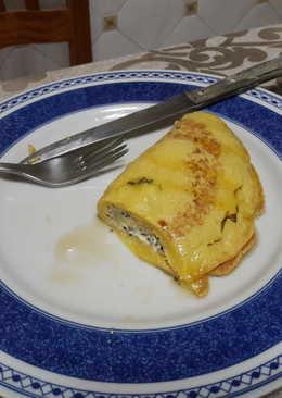 "🇫🇷""Tortilla francesa"" vegana 🍳"