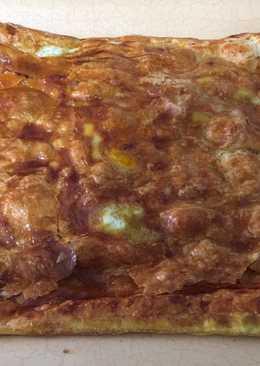 Empanada de pulpo 🐙 casera